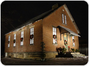 ChristmasSchoolhouse